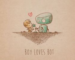 Boy Loves Bot Style Test by unleveLedNate
