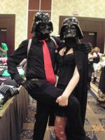 Mr and Mrs Vadar by Mariogal