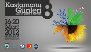 kastamonu days 8 - billboard by caginoz