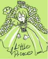 little prince by VomitVolcano