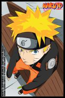 Naruto ch319 Fan Art Complete by TheNotoriousGAB