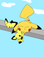 Watch Your Step by PokeHihi