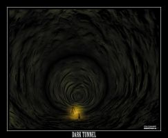 Dark Tunnel by innovation4d
