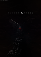 Darth ali contest entry Fallen Angel by LSPGFX