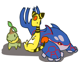 Pokes by Dunsparce-is-best