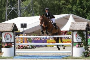 3DE Show Jumping Phase Stock 98 by LuDa-Stock