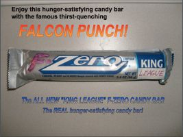 F-Zero Candy Bar: King League Size by SuperMario811