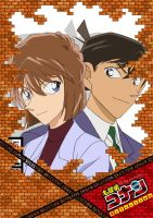 [PS] Mr. and Mrs. Kudo Jr. by JacieNL