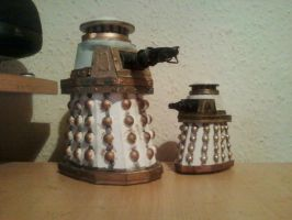 Doctor Who - Big Brother, Little Brother by DoctorWhoOne