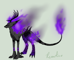 invaderalexandria Lucerna - Species Trade by nebulaebae