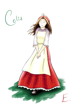 Celia: After Wedding by endrydna15
