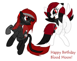 GIFT: Happy 21st Birthday iPandacakes! by Nightmare-Moon222