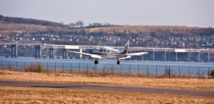 Tayside Aviation Piper PA-28 Warrior G-BIIT.No6 by DundeePhotographics
