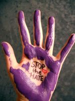 Stop The Hate by ZoeiGirl