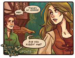 Lost in the Vale - Chapter 1 - Page 8 UP! by CrystalCurtis
