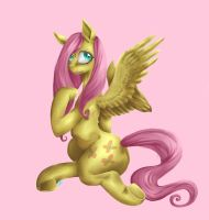 MLP- Fluttershy by Tzelly-El