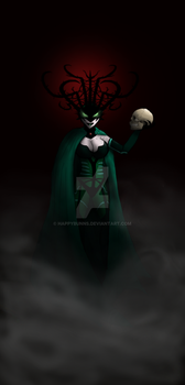 Hela: Death Becomes You... by Happybunns