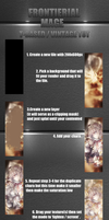 Texture Based / Vintage Tutorial ( 200x600 ) by FrontierialMage