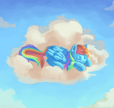Cloud by Mewball
