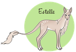 Estelle | Glenmore| Royal Doe by moonlightwalk