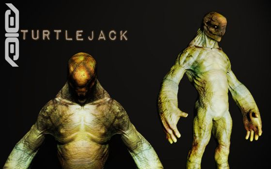 TurtleJack_02 by B4ronRouge