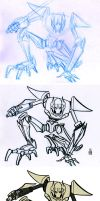 Grievous - 4 steps by grantgoboom