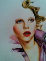 scarlett johansson ufinished by Vira1991