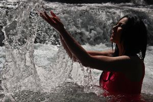 water :) by MrsMelie