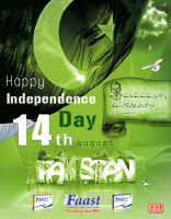 independence Poster by shehbaz