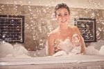 Bubble Bath - Vicky Rose Lopez by GrahamPhisherDotCom
