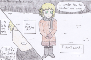 Sweden Lies To Liechtenstein [hetalia-fanfic] by HowlerTheEvilKitten1