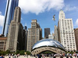 Chicago Bean by PDXGoth