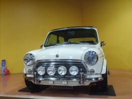 mini cooper by evil-hanzel