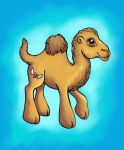 My Little Camel by TrollGirl