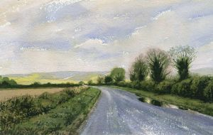 Dorset Road by treeshark