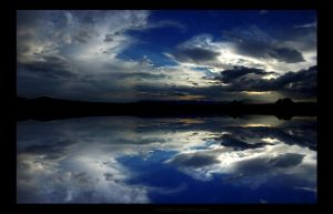 A Sky As Beautiful As This by eclectic-fusion