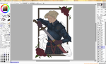 LIVESTREAM-  offline  Brienne of Tarth GOT theme by ApricotKnight