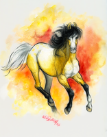 AT .: Muffin :. by WhiteSpiritWolf