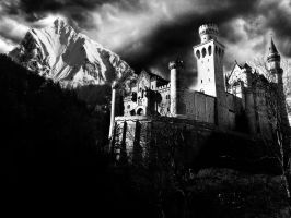 Dracula's castle by Ais-H