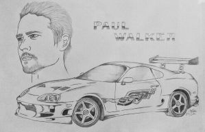 Tribute for Paul Walker by Goggles51