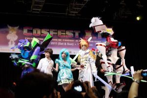 Cosfest 2011(WCS Team+ACM team) by Section8SG