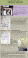 Watercolor Tutorial 2 by Kuoma