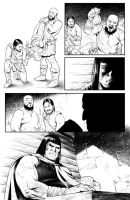 Conan Sample Pg 2 by ArminOzdic