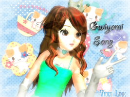 MMD- Gwiyomi Song [Video Link] by TaniaVocaloid