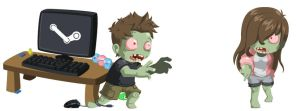 zombime by XaR623