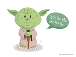With You May The 4th Be by KellerAC