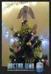 Doctor Who - Christmas Tree Decorations 2 by mikedaws