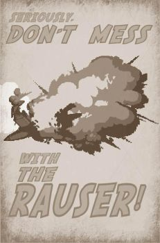 {Luftrausers} Don't Mess with the Rauser by Aviatorch