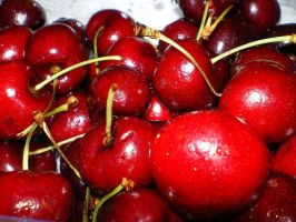 mm cherries by yadypoo