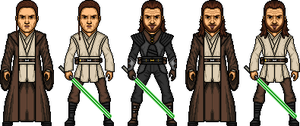 Qui-Gon Jinn by MicroManED